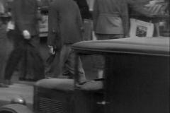 1929-Rosengart-5CV-Fourgon-Tole-LR2-dans-Boudu-sauve-des-eaux-Film-1932