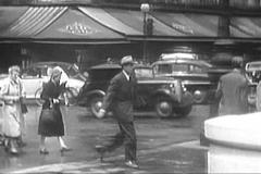 1936-Rosengart-5CV-LR4-N2-dans-The-Green-Glove-Film-1952